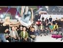 《FUNNY》 Running Man 런닝맨 갓세븐vs쌍둥이 개그맨 아크로바틱 대결 EP404 20151108