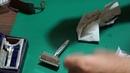 Лезвия Feather для мазохистов и один из первых станков для бритья