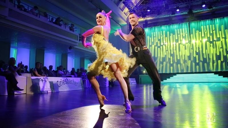 Timur Imametdinov - Nina Bezzubova, GER | Welttanz Gala Baden-Baden 2018 - Samba Show