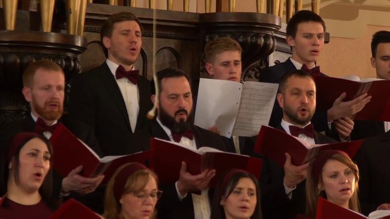 В час печали - Андрей Жилиховский, камерный хор и симфонический оркестр Храма Возрождения