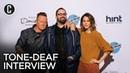 Tone-Deaf: Robert Patrick, Amanda Crew, Richard Bates Jr. Interview