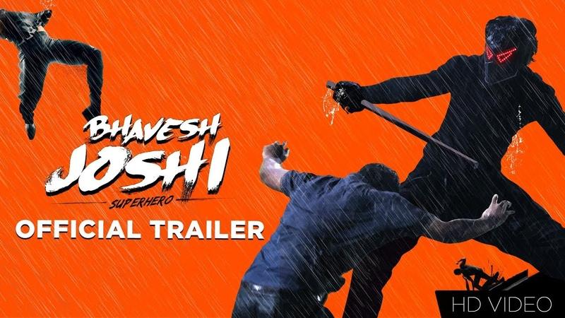 Bhavesh Joshi Superhero - Трейлер