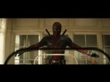 Дэдпул убивает Гитлера - вырезанная сцена после титров / Deadpool 2 (2018)