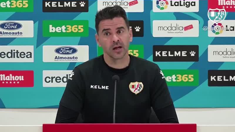 Míchel confía en ganar al Girona por la Liga Santander