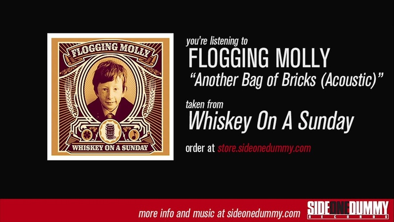 Flogging Molly - Another Bag of Bricks (Acoustic)