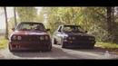 Tizian´s BMW E30 mit Gast