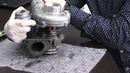 Ремонт турбины своими руками - замена картриджа турбины без изменяемой геометрии TurboAsia.KZ