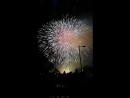 La Mercè musical fireworks display 1