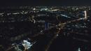 Москва вечером Витебская улица ночью под утро в Москве Витте, аллея днём