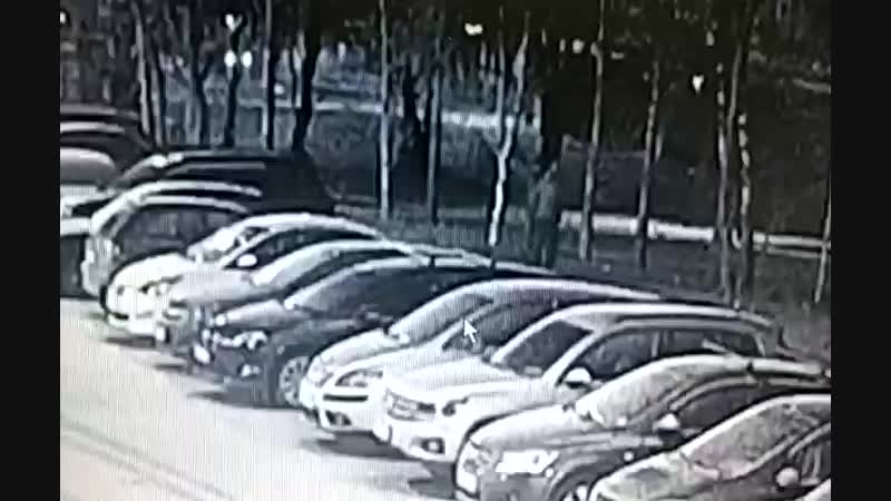 ЖК Победа угон автомобиля