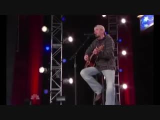 Kevin skinner - if tomorrow never comes (america got talent)