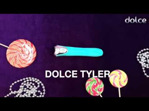 ВИБРАТОР DOLCE TYLER (TIFFANY BLUE)
