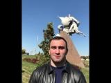 Мурат Гассиев поздравляет Владимира Путина с ДР