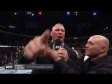 Брок Леснар бросил вызов Кормье на UFC 226