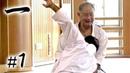 Morio Higaonna's seminar 1 東恩納盛男先生のセミナー Goju ryu 剛柔流 沖縄空手世界大会