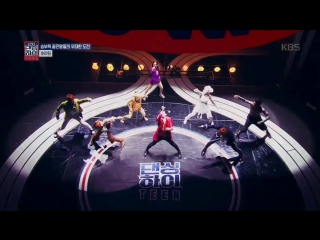 Dancing High - Team Hoya Stage JISUNG with reactions 1 - - Song The Greatest Showman OST
