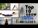 Top 10 Exercises for Girls to Grow Taller After 18 Naturally
