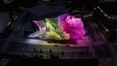 WDCH Dreams by Refik Anadol 28 Sept 6 Oct 2018 at Walt Disney Concert Hall