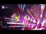 BLACKPINK - Forever Young @ Inkigayo 180715