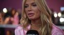 In gesprek met angel Romee Strijd backstage bij de Victoria's Secret show 2016