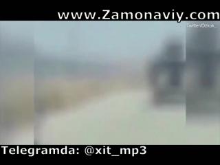 Туркияда ота 13 ёшли қизини автомашинанинг орқасига боғлаб бошқарди