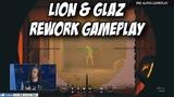 R6 Lion &amp Glaz Rework Gameplay New See Through Deployable Shield! Rainbow Six Siege