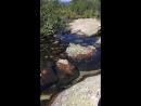 Первозданная чистота рек Ергаки