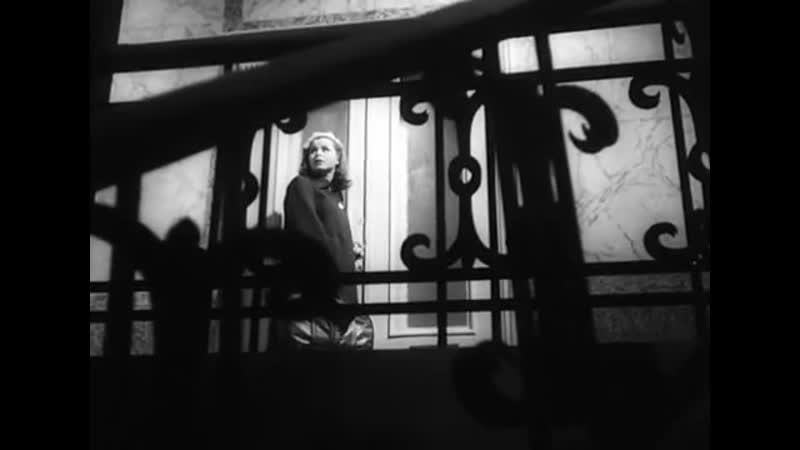 Фрагмент из фильма Ингмара Бергмана «Женщины ждут» (1952)_ Смерть и тени