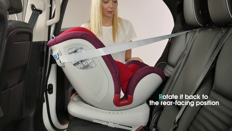 Apramo All Stage child car seat Instructions