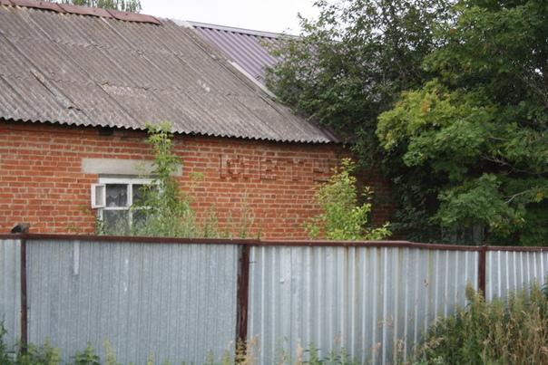В деревне встретили необычную метку на доме.