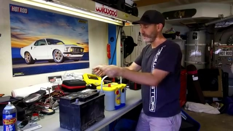Yellow Top Battery Install for the Jeep Wrangler - Optima All The Things