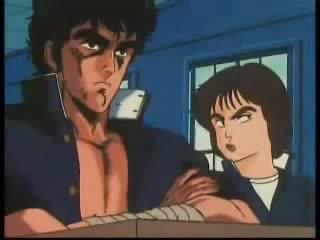 うる星やつら北斗の拳ケンシロウ出演!!ケンシロウの学生時代.