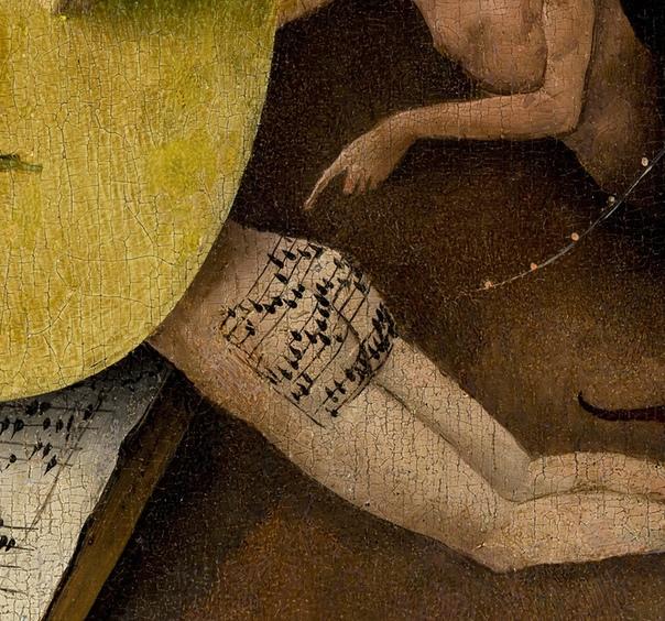 Ягодицы вместо нотной тетради, или как зазвучал триптих «Сад земных наслаждений» Споры о значениях и скрытых смыслах самой известной работы голландского художника Иеронима Босха не утихают с