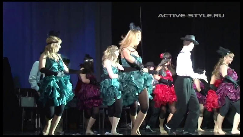 Active Style Dance Show: FEVER - HD ('This Is Only The Beginning' Show)