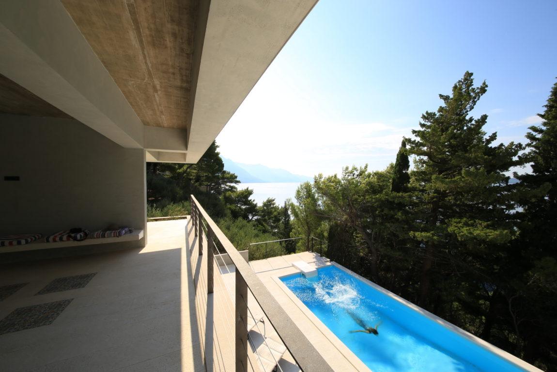 Частный дом в Хорватии