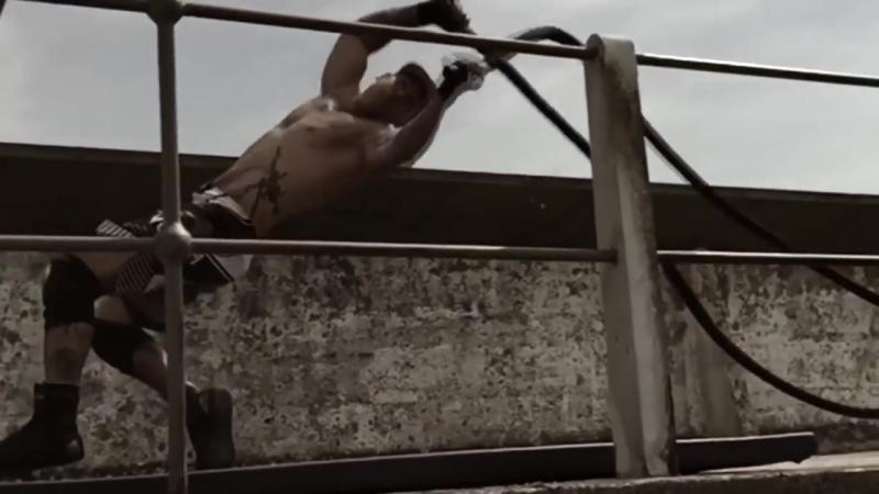 Тренировки сверхчеловека Жером Пина VENUM