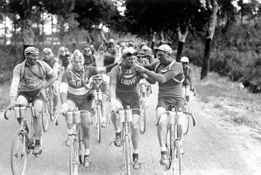 Велопробег Тур де Франс, 1920 год.