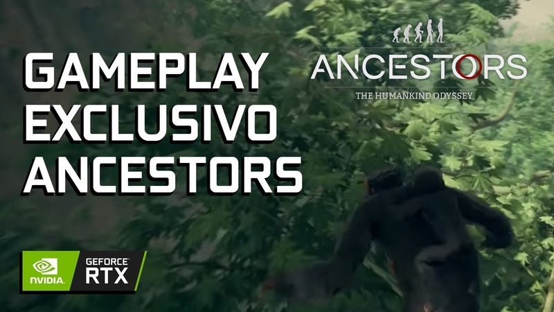 Ancestors The Humankind Odyssey Exclusivo Gameplay