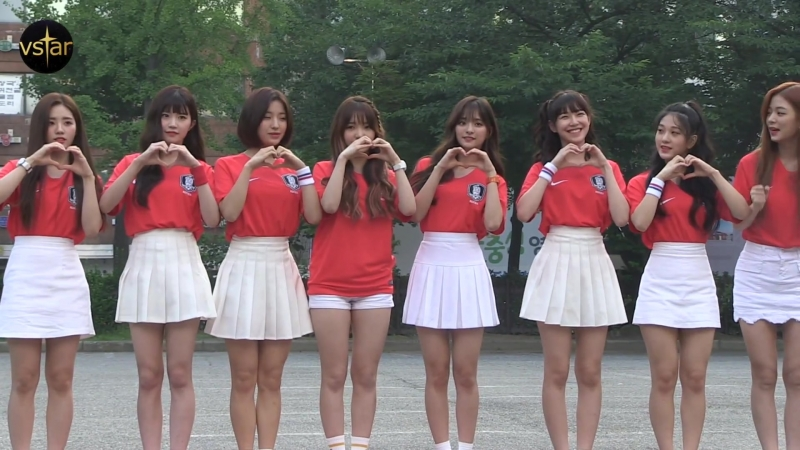180622 fromis_9 @ Music Bank