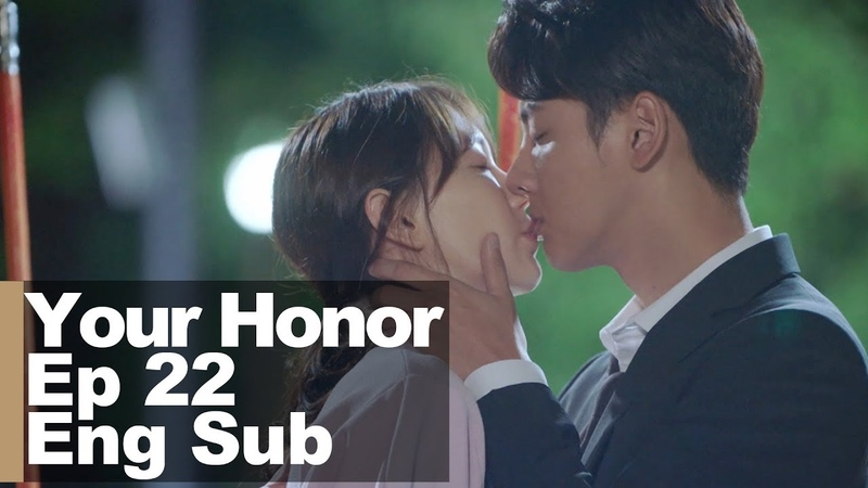 Yoon Si Yoon I can't like you, but I keep liking you.. so I can't hide it [Your Honor Ep 22]