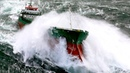 Top 10 ship in Hurricane Storm with great wave