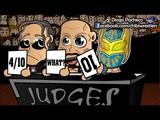 Chibi Wrestlers - The Talent Show #08 ft. Eva Marie (WWE Parody)
