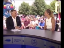I had a couple of days to myself I didnt know what to do with myself , - Victoria Azarenka for Tennis Channel