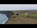 Исландские болельщики спели нашу Калинку на фоне вулканов