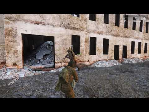 Arma 3 Штурм Грозного 1995 год 3 серия