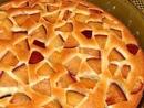 Пирог фруктовый(очень лёгкий)