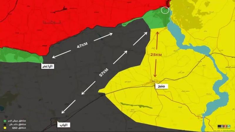 Военная обстановка в Сирии Курды насильно отправляют мирных сирийцев из Ракки и Манбиджа на фронт