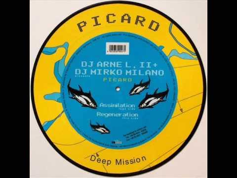DJ Arne L. II Mirko Milano - Assimilation