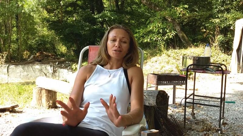 отзыв о курсе Йогатерапия Оксаны Ефимовой из Татарстана