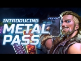 Heavy Metal Machines - Metal Pass